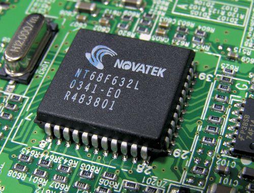 отсутствие питания на процессоре lcd-матрицы монитора