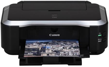в принтерах Canon Pixma и