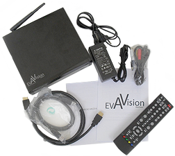 Медиаплееры BlueTimes Eva Vision Mini изображение 3