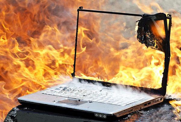 Как защитить ноутбук от перегрева? Полезные рекомендации от специалистов