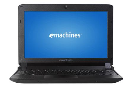 Ремонт ноутбуков Emachines в Санкт-Петербурге